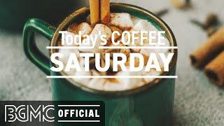 SATURDAY MORNING JAZZ: Winter Coffee Jazz - Warm Cafe Music instrumental Music for Relax January