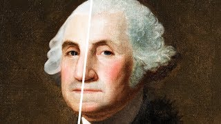 How GEORGE WASHINGTON Looked In REAL LIFE