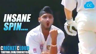 Harbhajan Singh Rips Apart Australia | 15 Wickets in 1 Match | INDvAUS 2001
