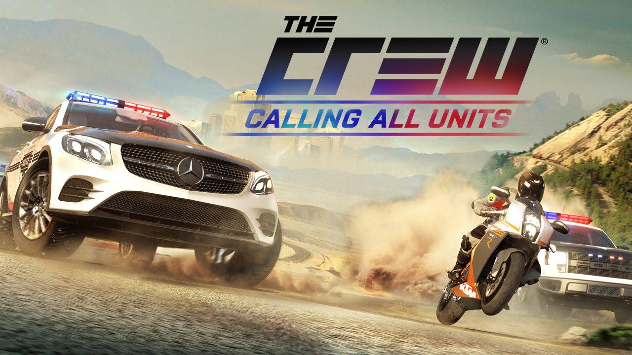 Trailer di The Crew: Calling All Units