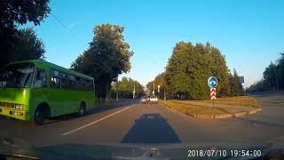 Авария ул. Мира 80. 10.07.2018