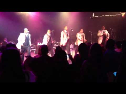 New Edition Live Crucial