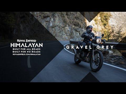 2021 Royal Enfield Himalayan 411 EFI ABS in Idaho Falls, Idaho - Video 1