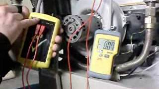 How to test a pressure switch on a Gas Furnace
