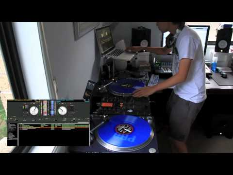 DJ Ravine mixes Top 40….mix?