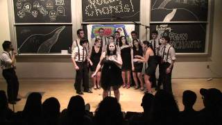 Thinking Over (Dana Glover) - JHU Vocal Chords, Fall 2010