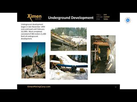 imen Mining: Erkundung des epithermalen Goldprojektes
