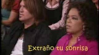 Miley Cyrus hanna montana I miss You (live) spanish español