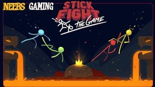 Stick Fight: The Game - Fails and Funny Moments