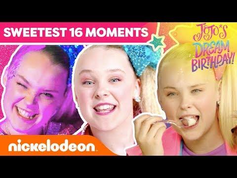 JoJo's SWEETEST 16 Moments!! 💖 | Nick
