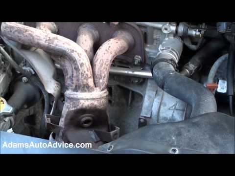 How to Replace an Oxygen (Air/Fuel) Sensor - P1135