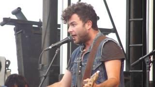 """Arkells HD ~ """"No Champagne Socialist"""" Live at Ottawa Bluesfest 2012"""
