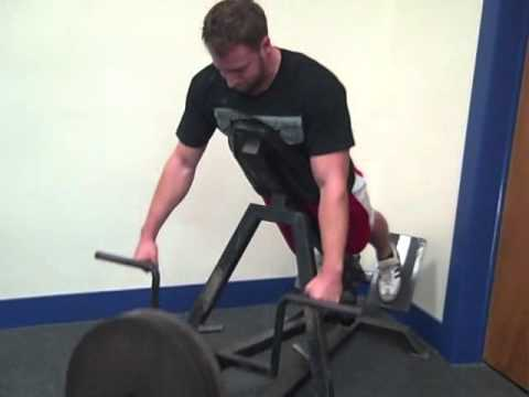 How to Perform T-bar Shrugs - Big Upper Back - Get a Big Bench - No More Shoulder Pain