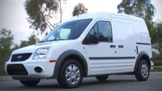 2010 Ford Transit Connect Review - Kelley Blue Book