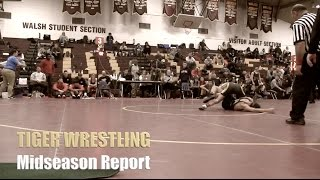 Tiger Wrestling: Midseason Report
