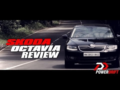 The New Skoda Octavia Review: PowerDrift