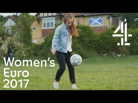 Channel 4 Commercial for UEFA Women's Euro 2017