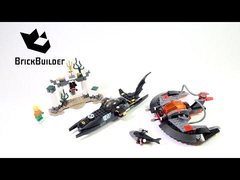 Vidéo LEGO DC Comics 76027 : L'attaque des profondeurs de Black Manta