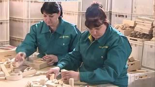 В Чугуевке открыли уникальное производство деревянных игрушек