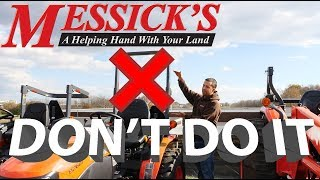 The *WORST MISTAKE* a new tractor owner can make (modding ROPS)