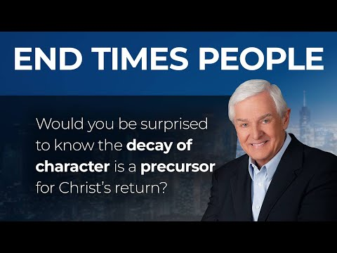End Times People - A Biographical Prophecy | Dr. David Jeremiah