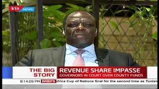 Revenue share standoff threatening service delivery (Part 1) |The Big Story