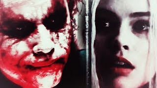 joker and harley quinn || crazy