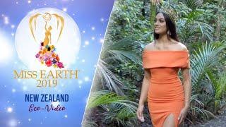 Tashan Kapene Miss Earth New Zealand 2019 Eco Video