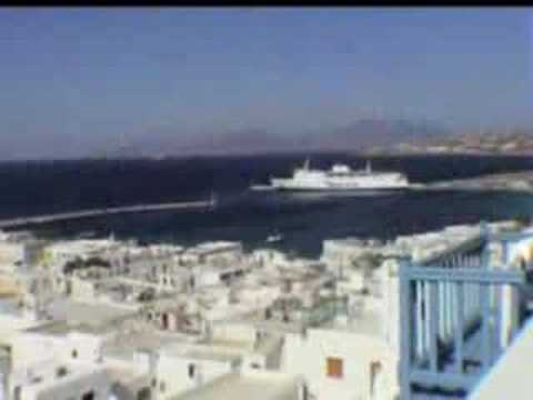 Les Moulins Hotel Mykonos