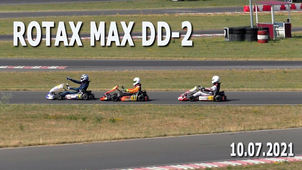 Картинг 2021, финал Rotax Max DD-2 / 5 этап Чемпионата Беларуси по картингу  10.07.2021, РСТЦ ДОСААФ