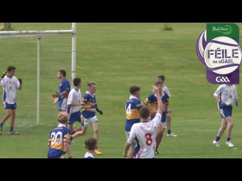 Feile 2016 Castleknock v New York Highlights