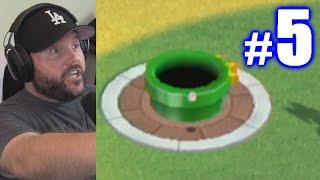 THIS GAME HATES ME! | Mario Super Sluggers | Challenge Mode #5