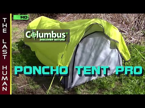 PONCHO TENT PRO