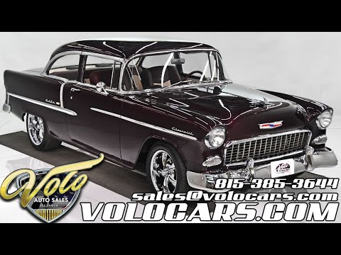 1955 Chevrolet Bel Air (CC-1414227) for sale in Volo, Illinois