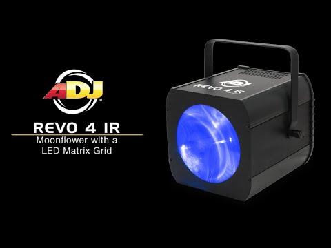 AMERICAN DJ Revo 4 IR LED světelný efekt