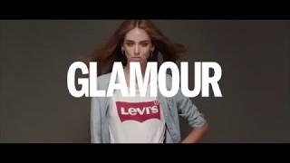 Кьяра Ферраньи для журнала Glamour Италия. Live In Levi