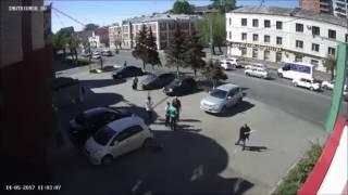 Уличный самурай из Омска
