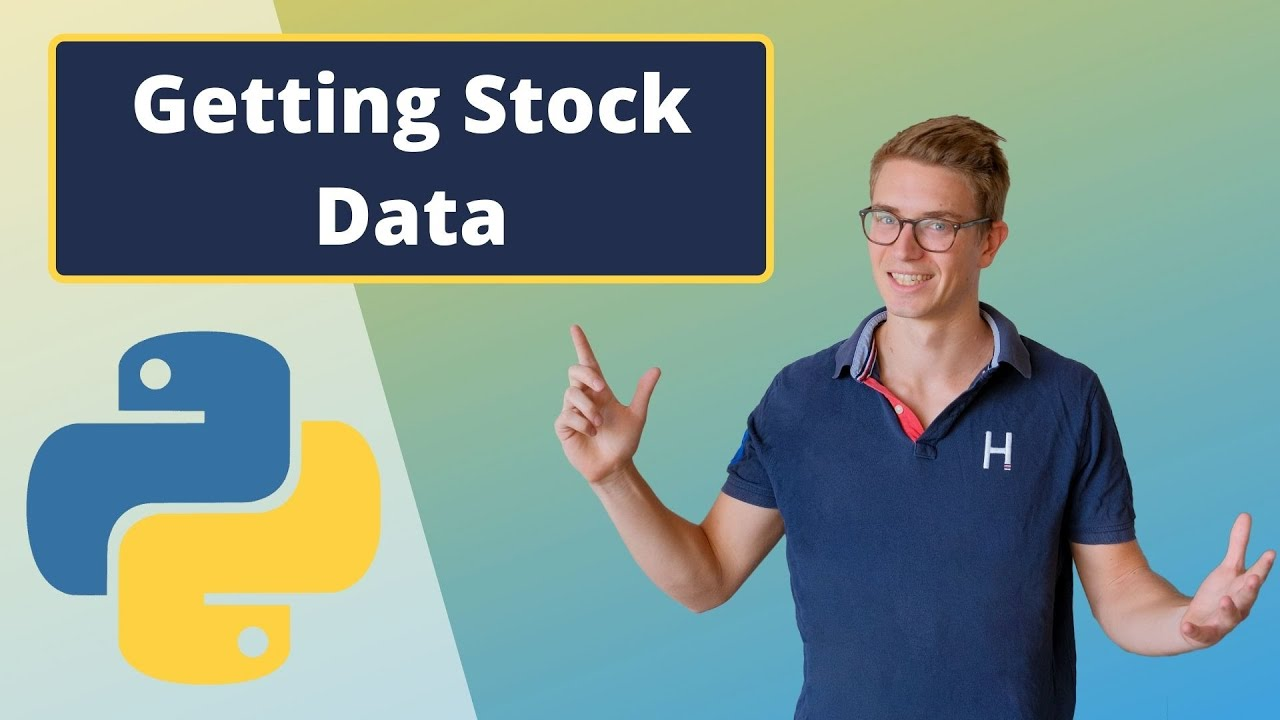 Python for Financing: getting stock information with pandas datareader thumbnail