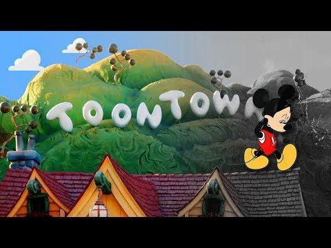 Yesterworld: The Downfall of Mickey's Toontown & Magic Kingdom's Toontown Fair