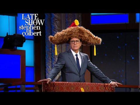Big Furry Hat, Totes Amazeballs Edition
