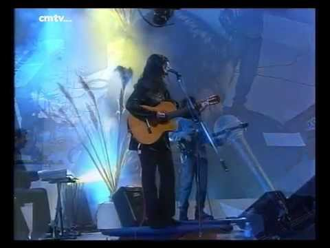 Sandra Mihanovich video Me contaron que bajo el asfalto - CM Vivo 1997
