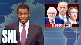Weekend Update on Rudy Giuliani's Confessions - SNL - Video Youtube