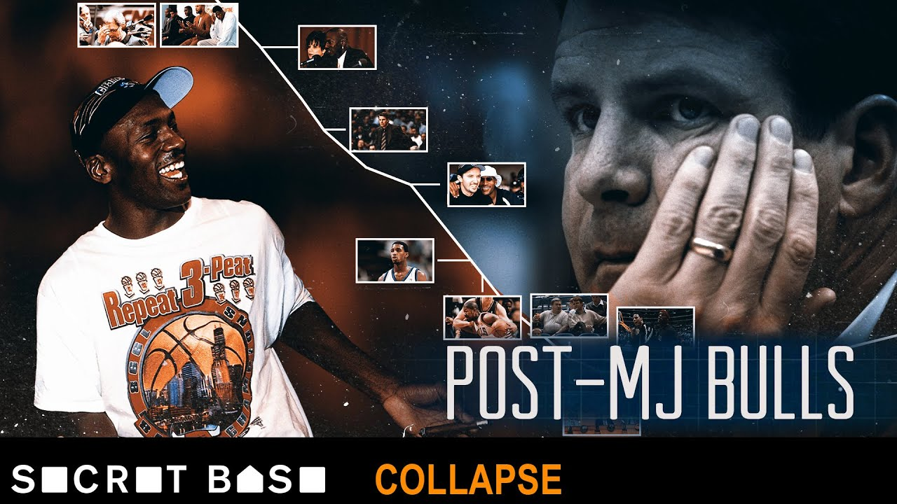 How the Chicago Bulls self-destructed after Michael Jordan and Phil Jackson left   Collapse thumbnail