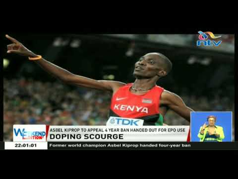 Asbel Kiprop Facing Doping Scourge