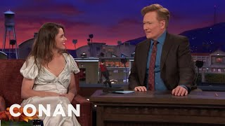 """Conan & Amanda Peet's Husband Partied With The """"Game Of Thrones"""" Cast  - CONAN on TBS"""