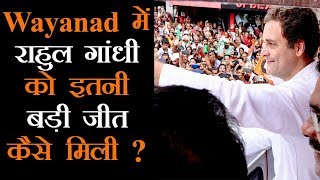 Wayanad में NDA उम्मीदवार क्यों पिछड़ गये, क्या हैं Rahul Gandhi की जीत के असल कारण