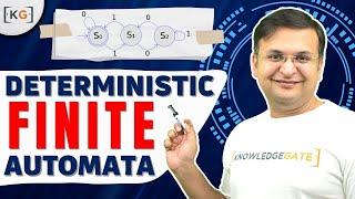 Deterministic Finite Automata   DFA    TOC    REGULAR LANGUAGE   AUTOMATA THEORY   part-11