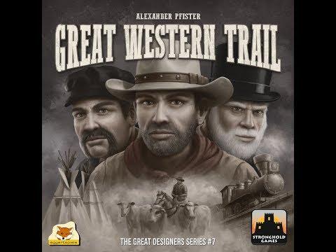 Negyvenharmadik rész - Great Western Trail - A kocka el van vetve