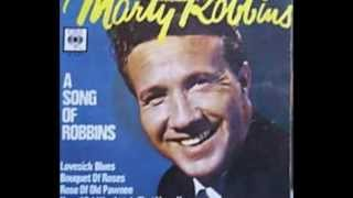 "Marty Robbins ""I'll Go on Alone"""