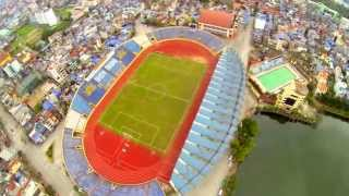 preview picture of video 'Nam Định FlyCam p2 2015'